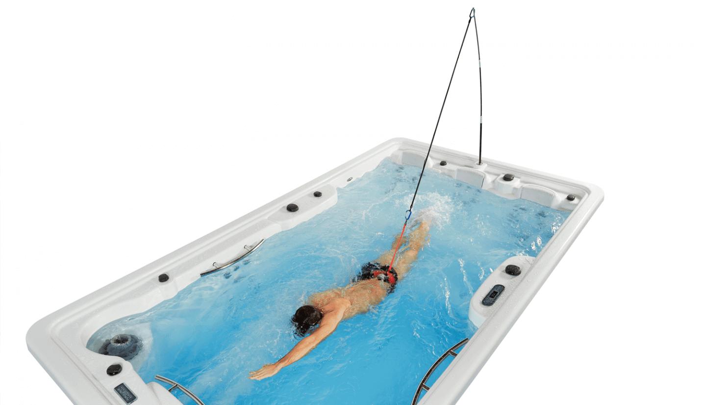 Kit zwemmen + fitness